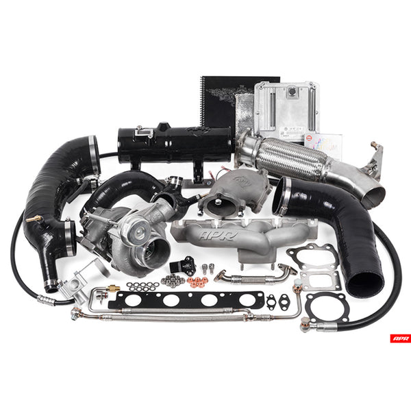 APR - T3100061 - STAGE III GTX TURBOCHARGER SYSTEM (Includes Software) -- 2.0T EA888 FWD Gen1