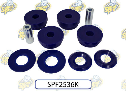 SuperPro - SPF2536K - REAR TRAILING ARM--FRONT POSITION BUSHING -- Audi (Mk1) A3/S3 & TT Quattro; Volkswagen (Mk4) Golf/R32 & Jetta 4motion
