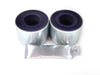 SuperPro FRONT LOWER CONTROL ARM REAR BUSHING SET (STANDARD 80A) -- Audi (Mk2) A3 & TT; Volkswagen (Mk5/Mk6) Golf, Jetta, Passat (B6), Scirocco (Mk3), Eos, Tiguan, Touran -- 2WD and AWD vehicles.