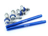 SuperPro - RC0033FZ-24KIT - 24MM FRONT SWAY BAR & HD ADJUSTABLE END LINK SET -- Audi (Mk3) A3 2WD; Volkswagen (Mk7) Golf FWD