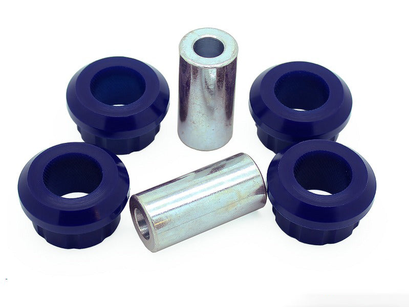 SuperPro REAR LOWER CONTROL ARM--OUTER BUSHING KIT -- Audi (Mk3) A3 & A1(8X) Quattro; Volkswagen (Mk7) Golf 4motion & FWD