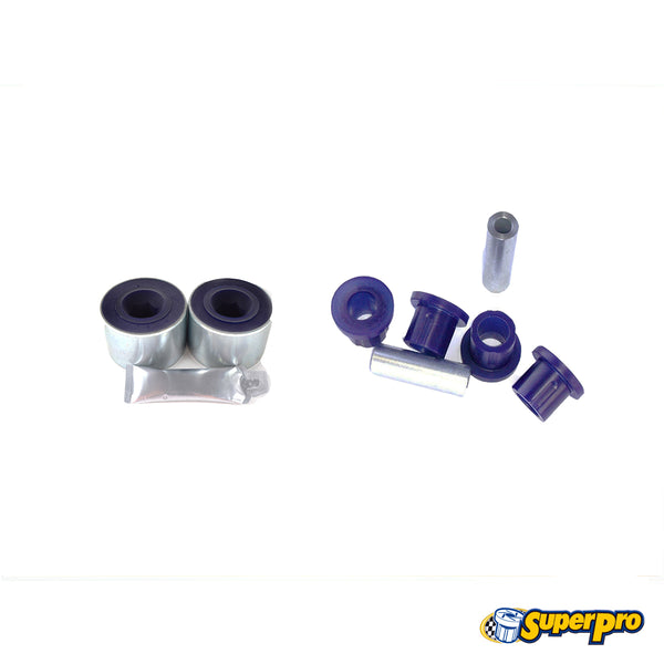 SuperPro - KIT5238CAK - FRONT LOWER CONTROL ARM UPGRADE KIT (STANDARD ALIGNMENT) -- Audi (Mk2) A3 & TT; Volkswagen (Mk5/Mk6) Golf, R32, Jetta, Passat (B6), Scirocco (Mk3), Touran