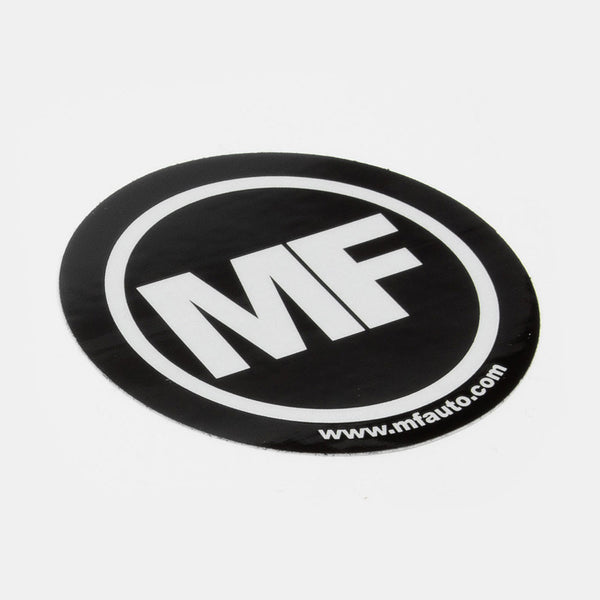 MF Auto - Large Stickers