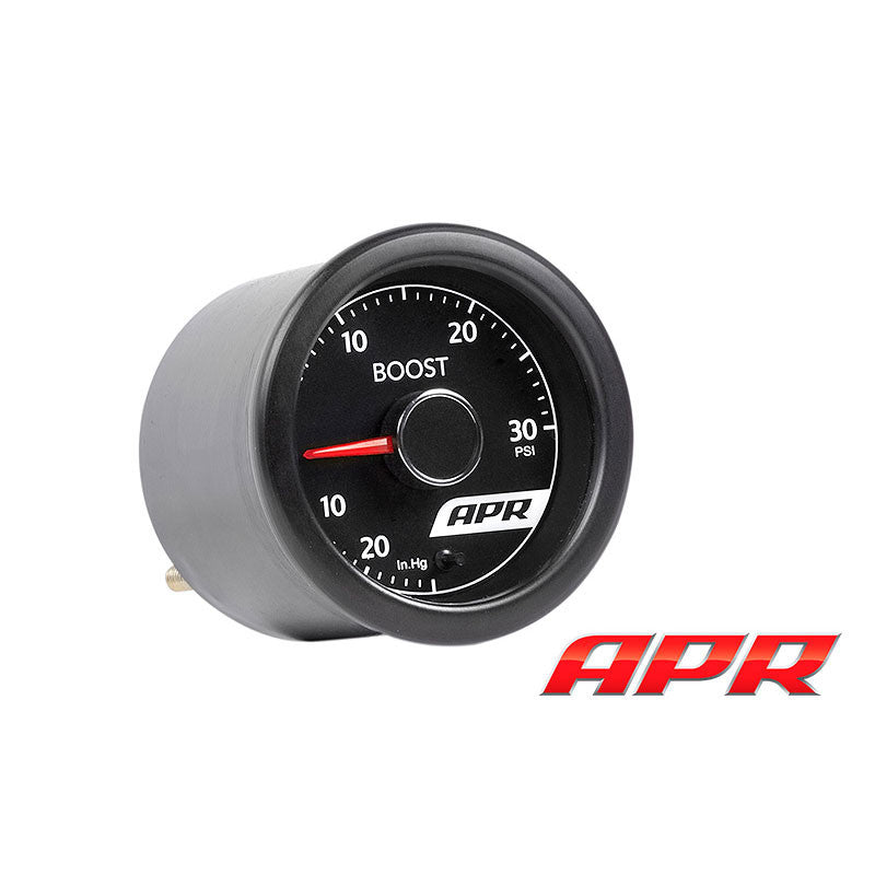 APR UNIVERSAL ELECTRONIC BOOST GAUGE (30psi)
