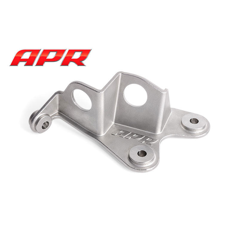 APR SOLID SHIFTER CABLE BRACKET -- Audi and Volkswagen  (6 Speed Manual)