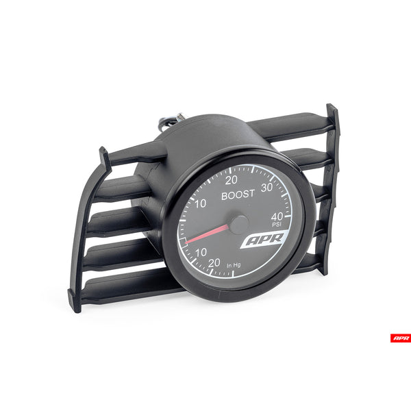 APR - MS100147 - Mk7 Golf, GTI and R Mechanical Boost Gauge System (Red Needle)