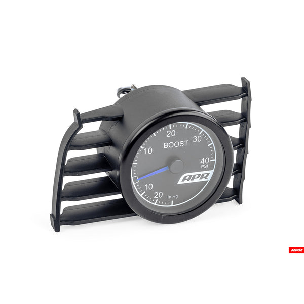 APR - MS100148 - Mk7 Golf, GTI and R Mechanical Boost Gauge System (Blue Needle)