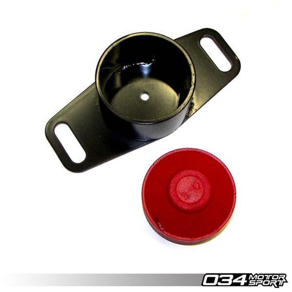 034Motorsport - 034-509-2003 - SNUB MOUNT WITH BRACKET -- Audi (C4) S4, S6, UrS4, UrS6 and others.
