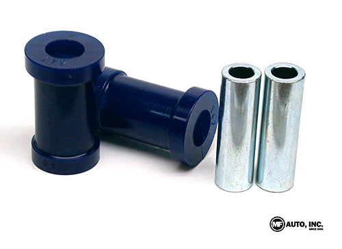 SuperPro FRONT LOWER CONTROL ARM--FRONT POSITION BUSHING -- Volkswagen (Mk1) Golf, Jetta, Caddy, Scirocco (Mk1/Mk2); Porsche 922, 924 (1969-1989)