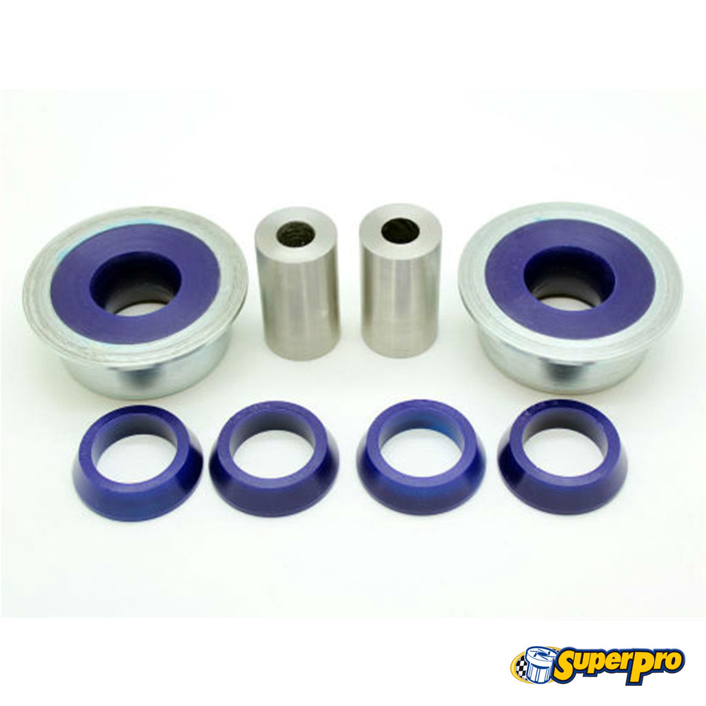 SuperPro - SPF4176K - FRONT LOWER CONTROL ARM--REAR POSITION BUSHING (STANDARD) -- Audi A3 & TT Mk3 2WD & Quattro; Volkswagen Golf Mk7 FWD and 4motion, Jetta Mk6, New Beetle, Passat B8