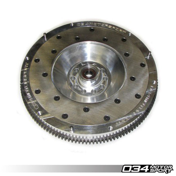 034Motorsport - 034-503-1032 - FLYWHEEL, VR6 LONGITUDINAL MOUNT -- Audi (B5) A4 with VR6 12V mated to 01A/01E transmission