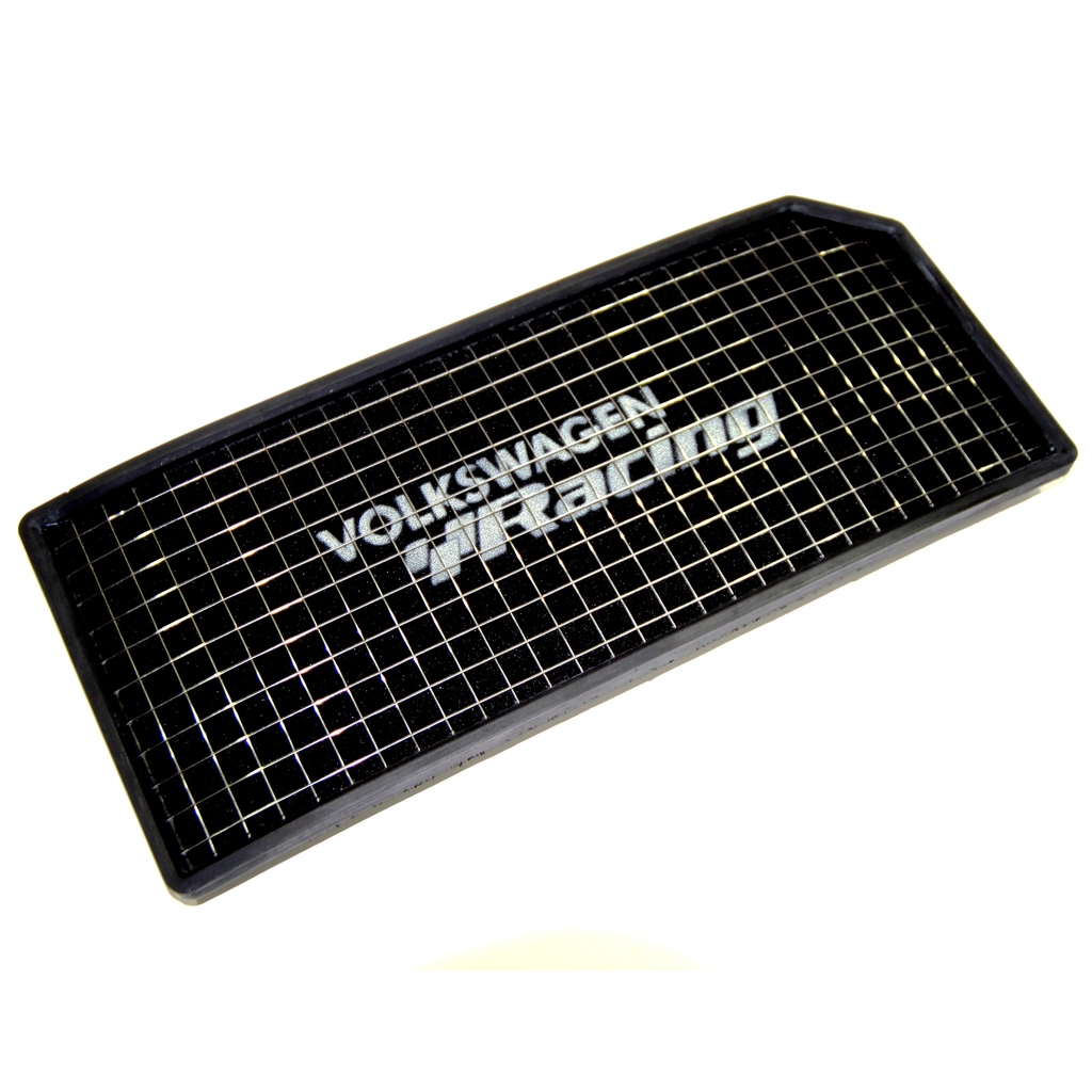 VWRacingLine High-Flow Panel Air Filter Mk5 Golf GTi TFSi and Mk6 Golf R