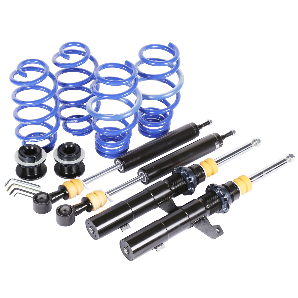 VWRacingLine StreetSport Coilover Kit (Fixed) Mk5/6 Golf GTi 2.0T