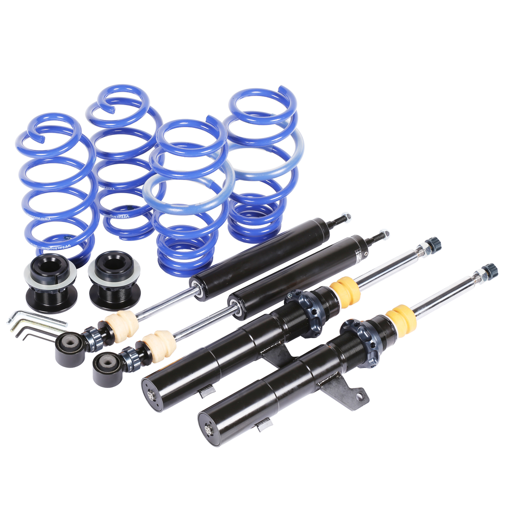 VWRacingLine StreetSport PLUS Coilover Kit (2 Way Adjustable) Beetle (2011+)