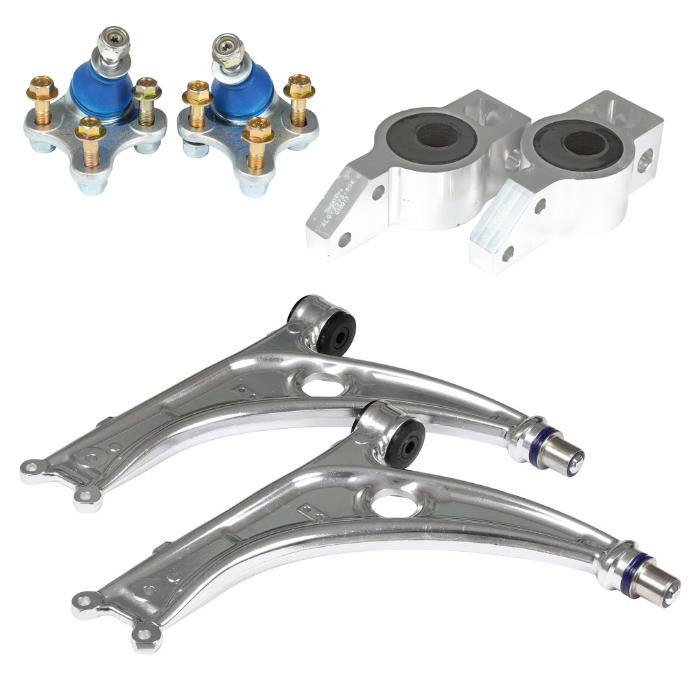 VWRacingLine Cup Edition Front Suspension Upgrade Kit All Mk5/6 Golf inc. GTi and R
