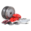 VWRacingLine Front Brake Kit, 360mm Disc All MK5/6 Golf inc. GTi and R
