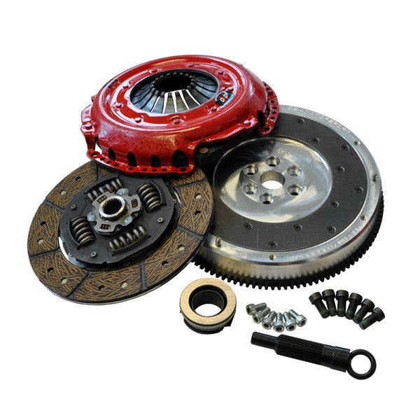 034Motorsport FLYWHEEL WITH SOUTHBEND CLUTCH PACKAGE -- Audi (B3) S2; (B4) RS2 7A engines