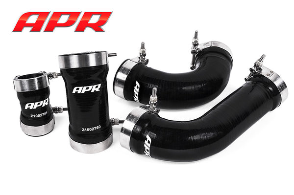 APR - MS100115 - SILICONE BOOST HOSES, FULL SYSTEM -- MQB 1.8/2.0 TSi