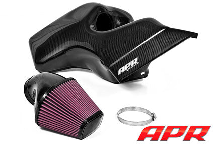 APR - CI100021 - B8/B8.5 CARBON FIBER INTAKE SYSTEM -- Audi (B8/B8.5) A4, A5, Q5 -- 2.0 TFSi, 1.8 TFSi and 2.0 TDi engines