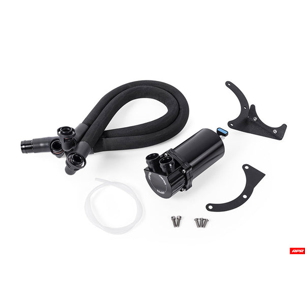 APR - MS100100 - CATCH CAN -- Audi (Mk3) A3/S3; Volkswagen (Mk7) Golf/GTi/R -- 1.8T/2.0T EA888 Gen 3 MQB
