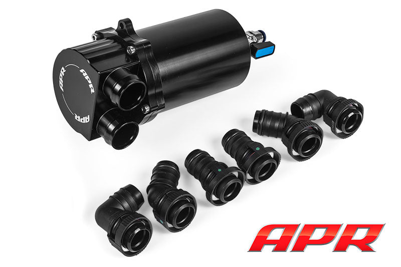APR CATCH CAN -- Universal (Can and Fittings Only)