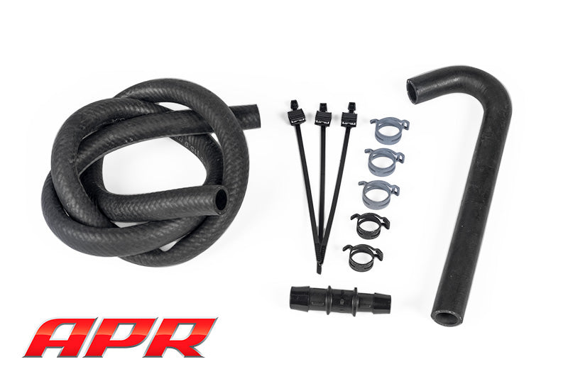 APR CPS RADIATOR FIT KIT -- Audi (B8) S4/S5 with 3.0 TFSI