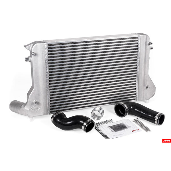 APR - IC100018 - 1.8T/2.0T FRONT MOUNT INTERCOOLER SYSTEM -- Volkswagen (Mk6) Jetta,(B7) Passat, Beetle -- Gen 3 engines only
