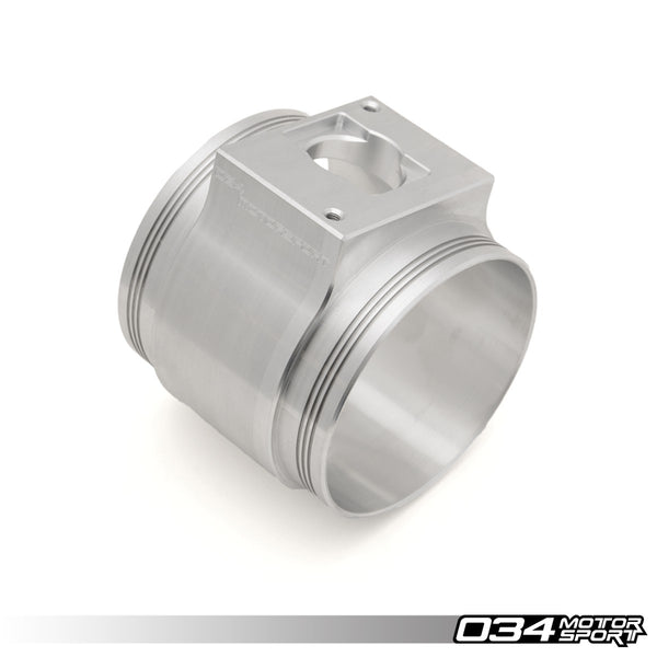 034Motorsport - 034-108-6007 - MAF HOUSING, 2.7T HITACHI, 85MM ID -- Audi (B5) S4/RS4, (C5) A6, Allroad: with 2.7T engines