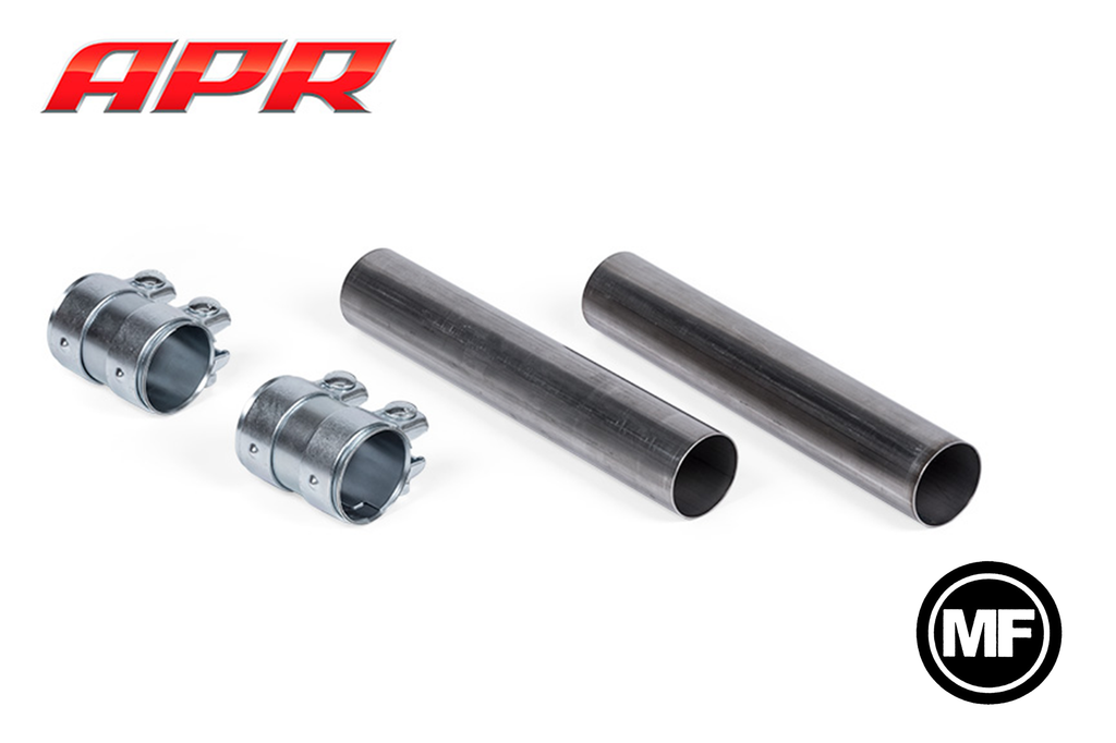 APR - FIT0003 - FIT KIT: AUDI (D4) S8 ADAPTER for DPK0014 Race DP Exhaust System