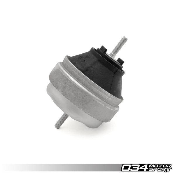 034Motorsport MOTOR MOUNT, DENSITY LINE -- Audi (B6) S4 (B7) S4/RS4, (C5) A6/S6/RS6 & AllRoad:  with 4.2L V8, 4.2 FSi or 4.2T engines