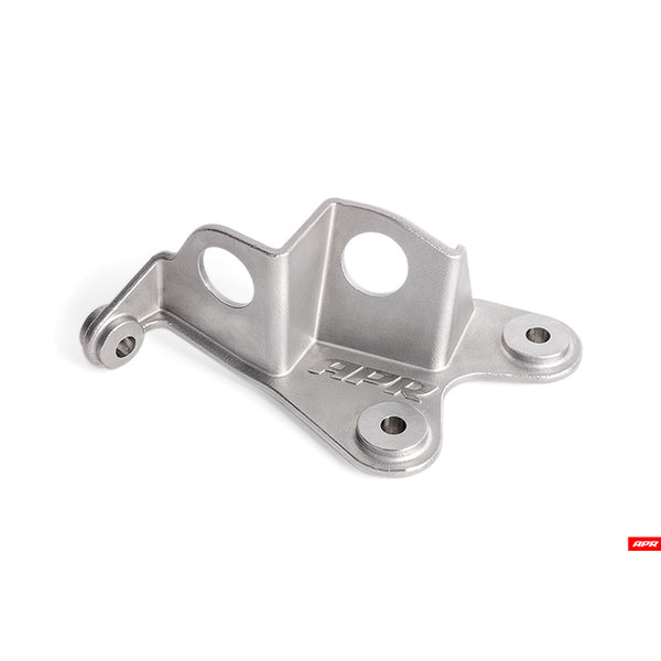 APR - MS100102 - SOLID SHIFTER CABLE BRACKET -- Audi and Volkswagen  (6 Speed Manual)