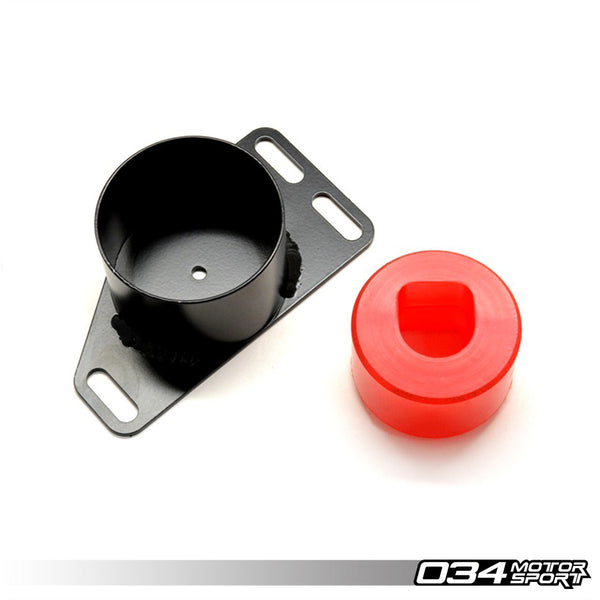 034Motorsport - 034-509-2007 - SNUB MOUNT WITH BRACKET, STREET -- Audi (B6) A4 1.8T; (B7) A4 2.0T FSi