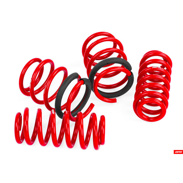 APR - SUS00004 - ROLL-CONTROL LOWERING SPRINGS--Audi S3/RS3 (Gen3)