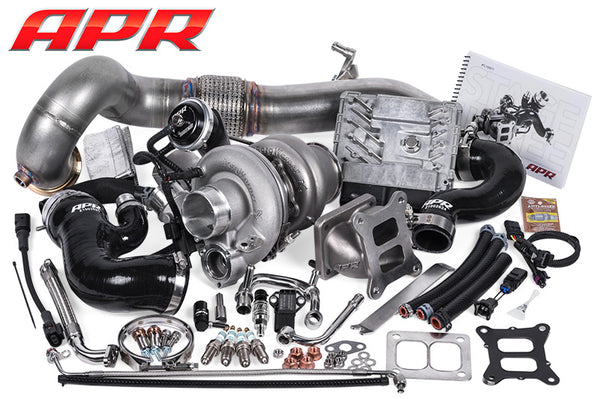 APR EFR7163 TURBOCHARGER SYSTEM -- Volkswagen (Mk7) Golf GTi & Clubsport:  2.0 TFSi EA888 (FWD)