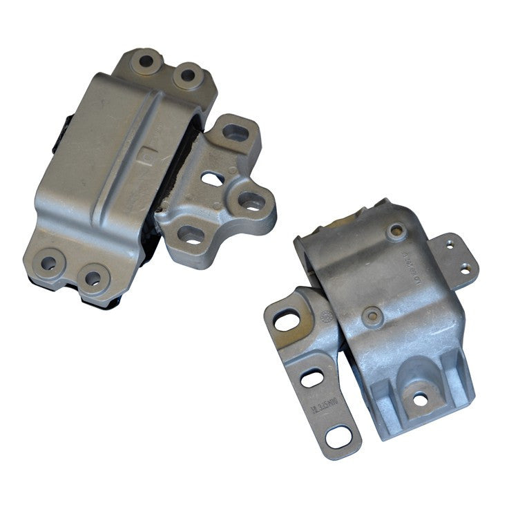034Motorsport MOTOR MOUNT PAIR, DENSITY LINE -- Audi (Mk2) A3 & TT; Volkswagen (Mk5) Golf R32 & Eos -- with 3.2L 24v VR6 engines