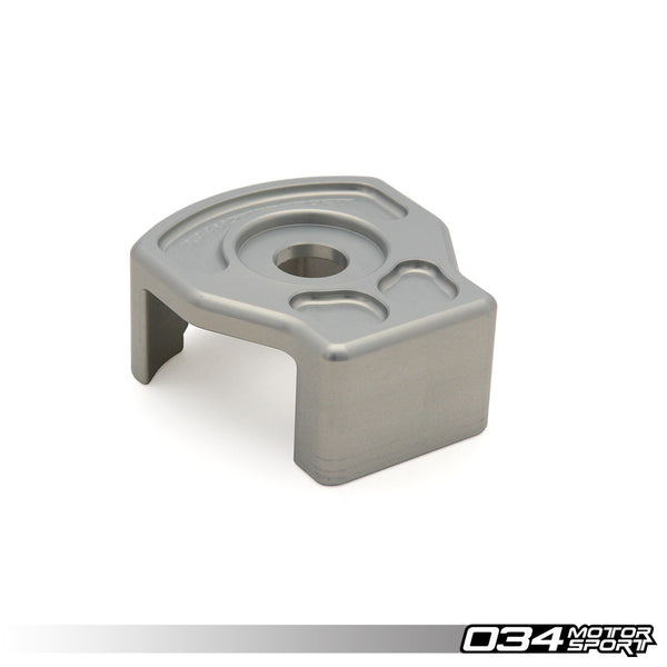 034Motorsport BILLET ALUMINUM DOGBONE MOUNT INSERT FOR EARLY (UP TO 2008.5) -- Audi (Mk2) A3 & TT; Volkswagen (Mk5) Golf/GTi, Jetta/GLi