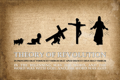 Theory of Revolution - Christian Posters