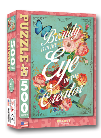 Beauty - Christian Puzzles (500 Pieces)