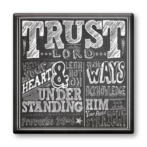 Trust - Christian Canvas