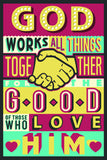All Things Good - Christian Posters
