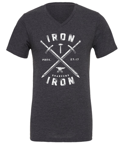 Iron - Men's Long Sleeve Tee