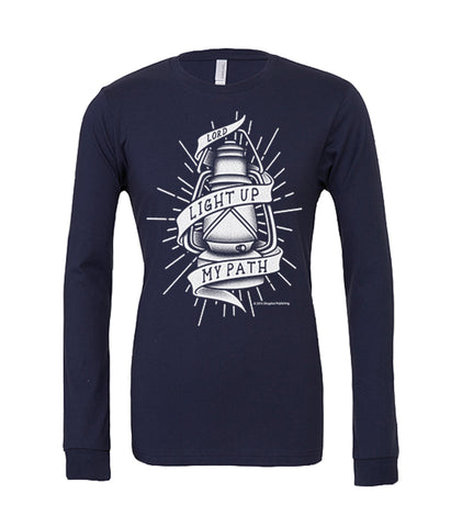 Path - Men's Long Sleeve Tee