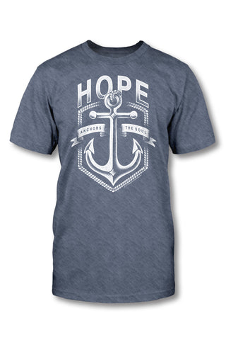 Hope Anchors - Christian TShirt