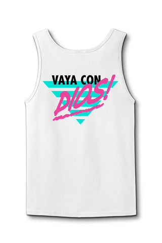 Vaya Con Dios (Go with God) - Christian Tank Top