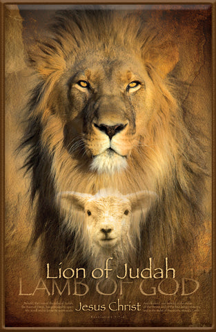 Judah Lion - Christian Plaques