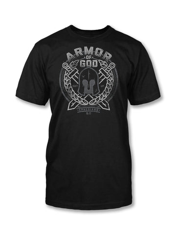 Armor of God- Christian TShirt