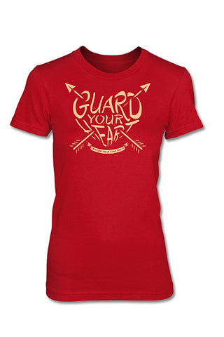 Guard Your Heart - Christian TShirt