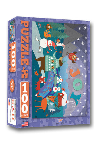 Joy - Christian Puzzles (100 Pieces)