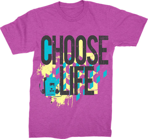 Choose Life - Christian TShirt