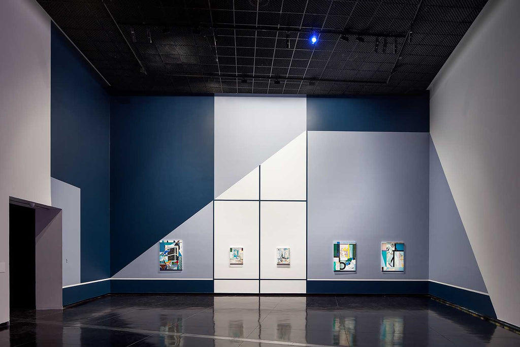 Mason Kimber Installation view, NEW16, Australian Centre for Contemporary Art, Melbourne, 2016.